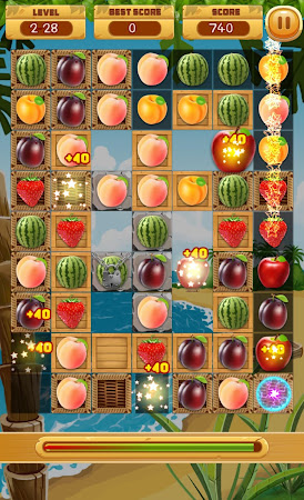 Fruit Crush - Match 3 games 1.2 screenshot 242256