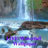 Waterfall Live HD Wallpaper