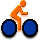 IpBike ANT+ Bike Computer icon