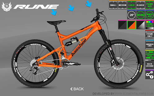 Banshee Bikes Virtual 3D- screenshot thumbnail