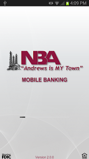 National Bank of Andrews- screenshot thumbnail