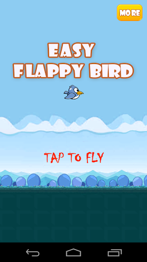Easy Flappy Penguin