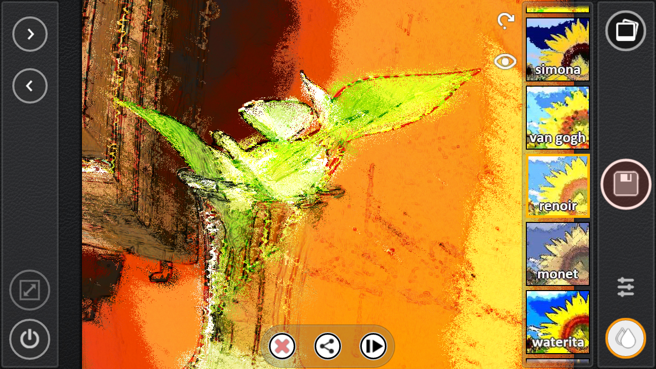 Cameringo - Effects Camera - screenshot