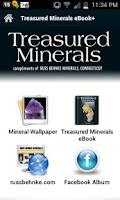 Screenshot of Treasured Minerals