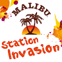 Malibu Station Invasion logo