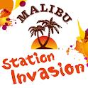 Malibu Station Invasion logo