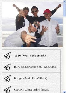 Bondan + Fade2Black Fans App - screenshot thumbnail