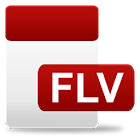 FLV Video Player (no ads) icon