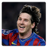 Lionel Messi HD Wallpaper icon