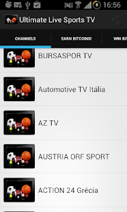 Live Sports - screenshot thumbnail