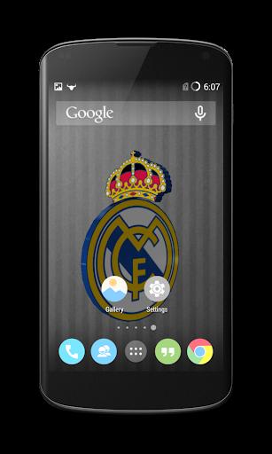 Real Madrid CF: Live Wallpaper