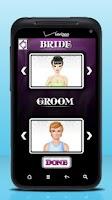 Screenshot of Bride and Groom Maker