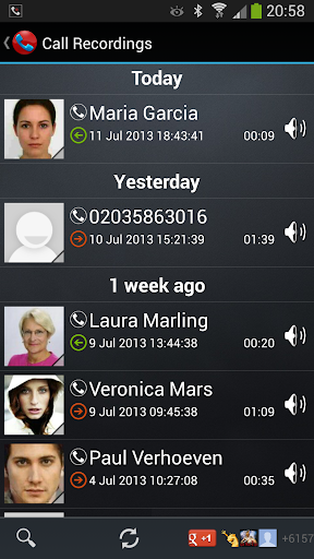 Galaxy Call Recorder for PC