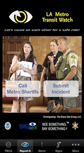 LA Metro Transit Watch- screenshot thumbnail
