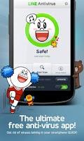 Screenshot of LINE Antivirus