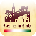 Castles in Italy icon