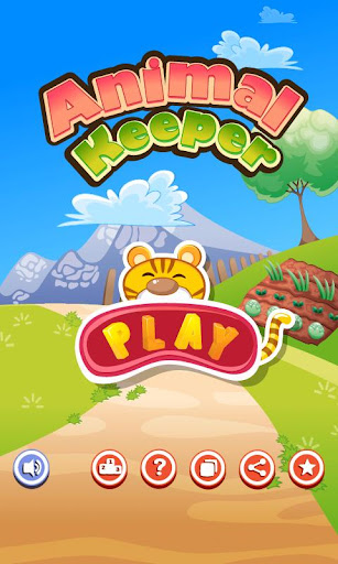 Animal Keeper Kids Game