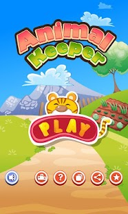 Animal Keeper Kids Game- screenshot thumbnail