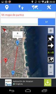 Latitude Longitude Location- screenshot thumbnail