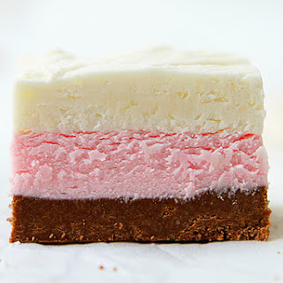 Neapolitan Fudge