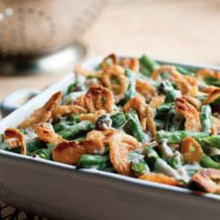 Campbell's® Healthy Request® Green Bean Casserole.