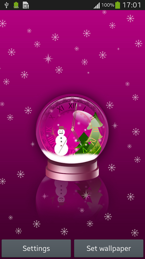 live christmas wallpaper android apps on google play
