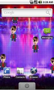 Squish Justin Bieber
