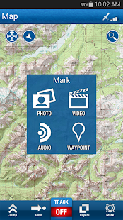 Trimble Outdoors Navigator Pro- screenshot thumbnail