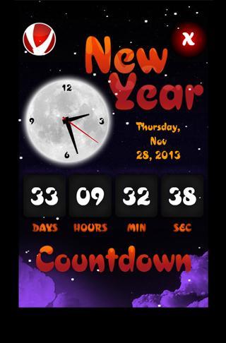 New Year Countdown 2014