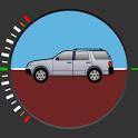 Tilt meter icon