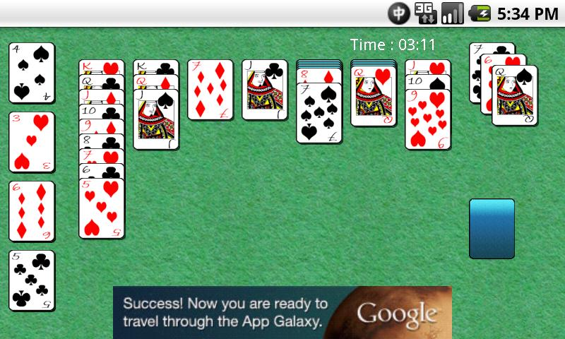 Card Solitaire- screenshot