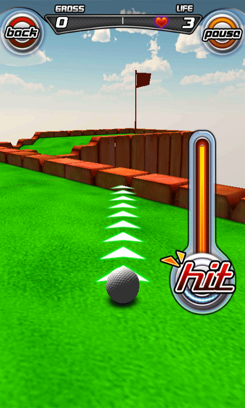 Super Golf - screenshot