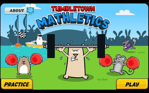 TVOKids Tumbletown Mathletics