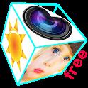 Smart Cube Live Wallpaper icon