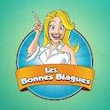 Les Bonnes Blagues logo