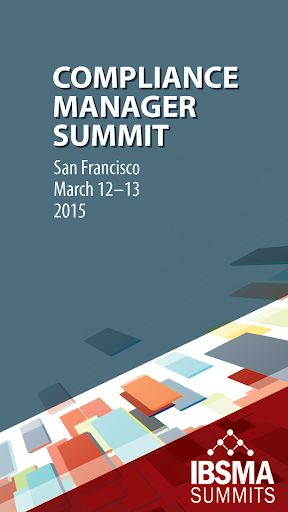 Compliance Manager Summit