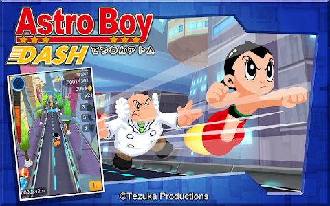 Astro Boy Dash v1.4.3