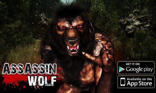 Dark WereWolf - Assassin 3D- screenshot thumbnail