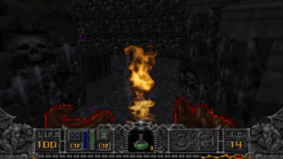 Hexen GLES - screenshot thumbnail