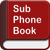 SUB PHONEBOOK - extra number