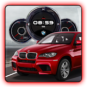 BMW X6M HD Live Wallpapers
