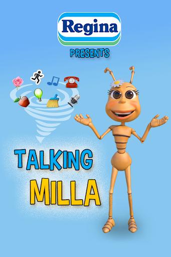 Talking Milla