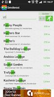 Screenshot of Smokeout - Coffeeshop Finder