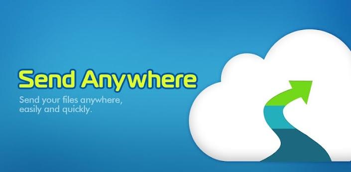 Enviar Anywhere (Transferência de Arquivos)