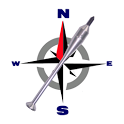 Direction Compass icon