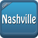 Nashville Offline Map Guide icon