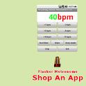 Flasher & Sound Metronome awak logo