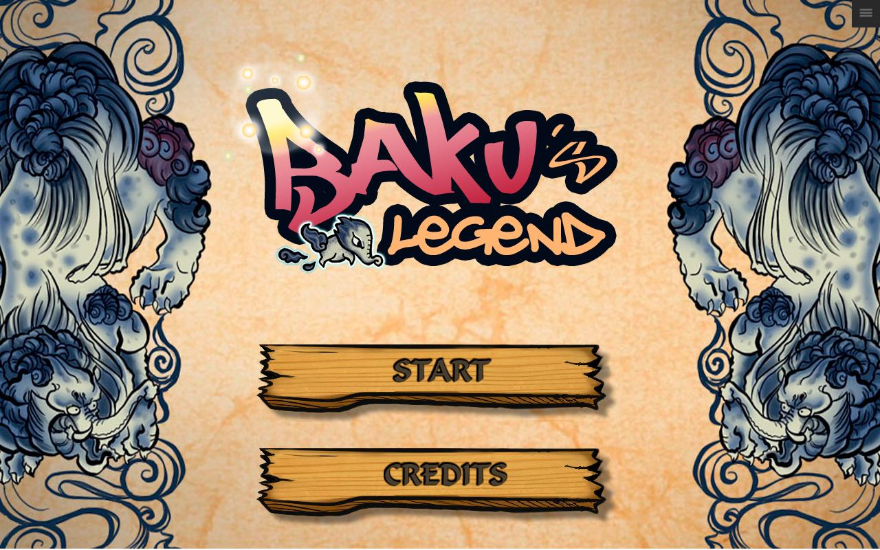 Baku's Legend- screenshot