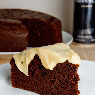 Chocolate Stout (Guinness) Cake