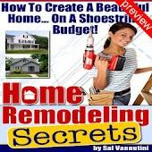 Home Remodeling Secrets Pv